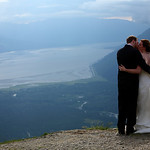 Girdwood Wedding: Christina & Andrew at Alyeska Resort by Joe Connolly