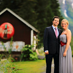 Girdwood Wedding: Laura & Keith at Crow Creek Mine by Josh Martinez