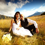 Girdwood Wedding: Rosanna & Terry Around Girdwood by Joe Connolly