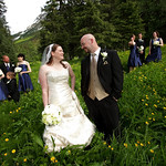 Girdwood Wedding: Laura & Kit at Alyeska Resort by Joe Connolly