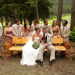 Girdwood Wedding: KC & Tucker at Alyeska Resort by Joe Connolly