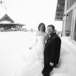 Girdwood Wedding: Mary & Justin at Alyeska Resort by Joe Connolly