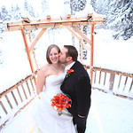 Girdwood Wedding: Mary & Justin at a Private Residence by Joe Connolly