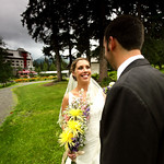 Girdwood Wedding: Tara & Thomas at Alyeska Resort by Joe Connolly