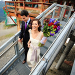 Girdwood Wedding: Raina and Richard at Alyeska Resort by Josh Martinez