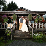 Girdwood Wedding: Robin & Jake at Crow Creek Mine by Chris Beck