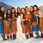 Girdwood Wedding: Katie & Clint at Alyeska by Joe Connolly