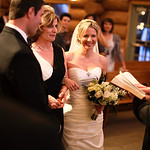 Girdwood Wedding: Summer & Stephen at Our Lady of the Snows by Josh Martinez