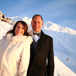 Girdwood Wedding: Susan & Bill at Alyeska Resort by Joe Connolly