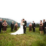 Girdwood Wedding: Anna & Matt Around Girdwood by Joe Connolly