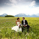 Girdwood Wedding: Sarah & Chris Around Girdwood by Joe Connolly