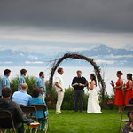 Homer Wedding: Jen and John at a Private Residence by Joe Connolly