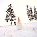 Kenai Wedding: Rhealyn & Chris at the Kenai Senior Center by Joe Connolly