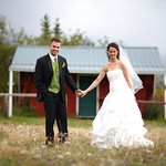 Matanuska Valley Wedding: Erin & Justin at the Majestic Valley Lodge by Philip Casey