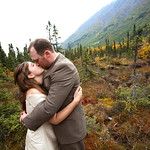 Moose Pass Wedding: Oona & Matt at The Inn at Tern Lake by Joe Connolly