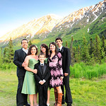 Moose Pass Wedding: Liz and Andrew at the Inn at Tern Lake by Ralph Kristopher