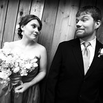 Palmer Wedding: Kristin & Chad at a Private Residence by Joe Connolly