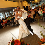 Seward Wedding: Christie & Chris at Alaska Sealife Center by Joe Connolly