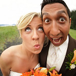 Seward Wedding: Christie & Chris at Lowell Point  by Joe Connolly