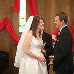 Seward Wedding: Sara & Matthew at Seward United Methodist by Joe Connolly