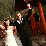 Seward Wedding: Moorea & Terril at Fox Island Lodge by Joe Connolly