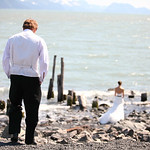 Seward Wedding: Staci & Bryan in by Jonathan Gurry