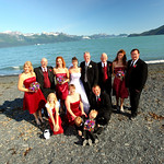 Seward Wedding: Kristin & Jeff at Lowell Point by Joe Connolly