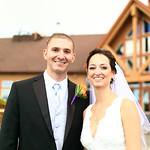 Talkeetna Wedding: Kim & Brad at the Talkeetna Alaskan Lodge by Joe Connolly