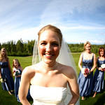 Talkeetna Wedding: Jodi & Bill at the Talkeetna Alaska Lodge by Joe Connolly