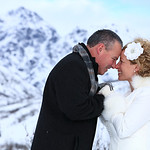 Wasilla Wedding: Carri Ann & Kevin at Hatcher Pass in Palmer/Wasilla by Joe Connolly