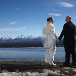 Wasilla Wedding: Julie & Scott At Goose Bay by Joe Connolly