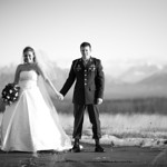 Wasilla Wedding: Rachael & Jesse at Settler's Bay Lodge by Joe Connolly
