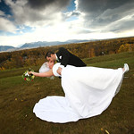 Wasilla Wedding: Jill & Chris at Settlers Bay Lodge by Ralph Kristopher
