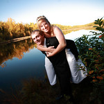 Wasilla Wedding: Krysta & Aaron at Settlers Bay Lodge by Dan Anderson