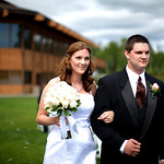 Wasilla Wedding: Jessica & Colby at Best Western - Lake Lucille by Philip Casey