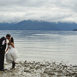 Wrangell Wedding: Ashley & Jared by Chris Beck