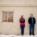 Engagement Session: Sarah & Scott Around Anchorage by Joe Connolly