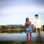 Engagement Session: Cortina & Arthur Around Anchorage by Josh MArtinez