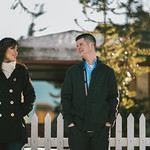 Engagement Session: Pauleene & Chris Around Anchorage by Joe Connolly