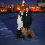 Engagement Session: Stephanie & Collin Around Anchorage by Joe Connolly