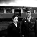 Ship Creek Engagement: Megan & Vance by Joe Connolly