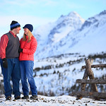 Glen Alps Engagement Session: Becky & Russel by Josh Martinez
