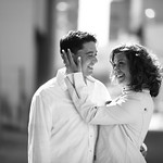 Engagement Session: Monica & David Around Anchorage by Joe Connolly