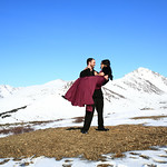 Glen Alps Engagement Session: Salen & Joseph by Joe Connolly