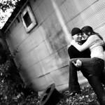 Ship Creek Engagement: Rosanna & Terry by Joe Connolly