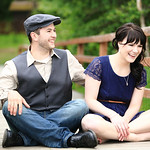 Birchwood Engagement: Candice & Ken at Beach Lake by Joe Connolly