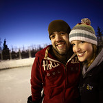 Anchorage Engagement: Laura & Charles at Ben Boeke by Joe Connolly