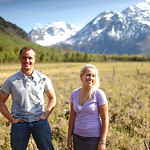 Eagle River Engagement Session: Jessica & Bjorn by Joe Connolly