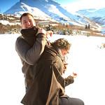 Glen Alps Engagement Session: Emily & Josh by Joe Connolly