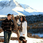 Glen Alps Engagement Session: Emily & Josh by Joe Connolly
